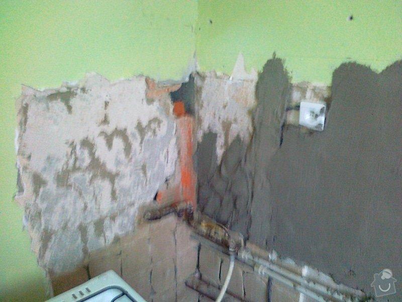 Rekonstrukce bytového jádra , chodby a kuchyně: 17022011017