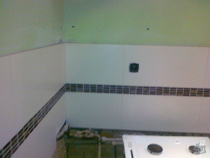 Rekonstrukce bytového jádra , chodby a kuchyně: 17022011021