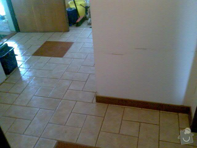 Rekonstrukce bytového jádra , chodby a kuchyně: Obraz114