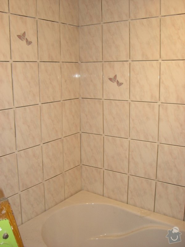 Instalace nového rozvodu vody+zedničina: CIMG1986