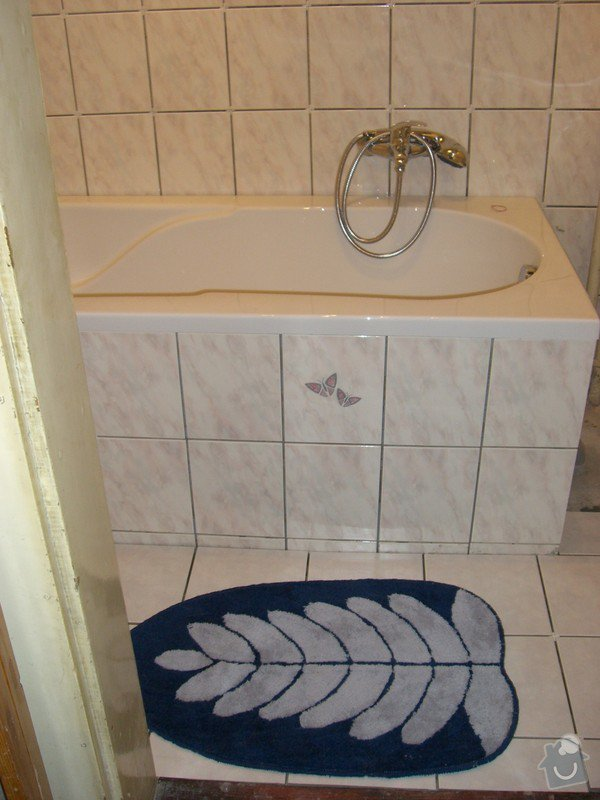 Instalace nového rozvodu vody+zedničina: CIMG2033