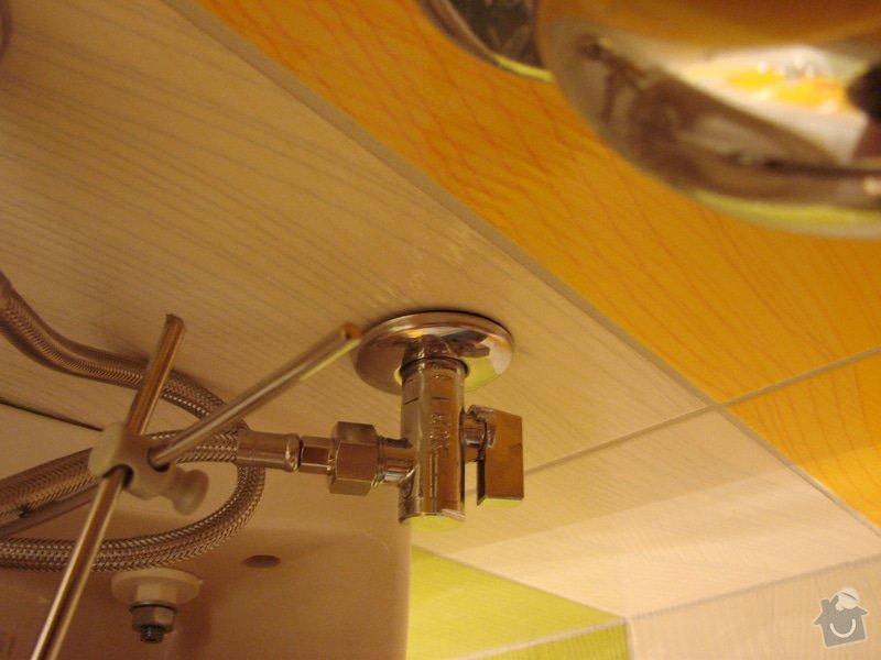 Přestavba bytového jádra: DSC07812