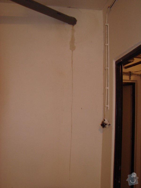 Přestavba bytového jádra: DSC09140