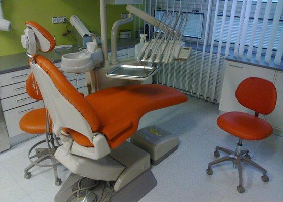 Rekonstrukce zubní ordinace