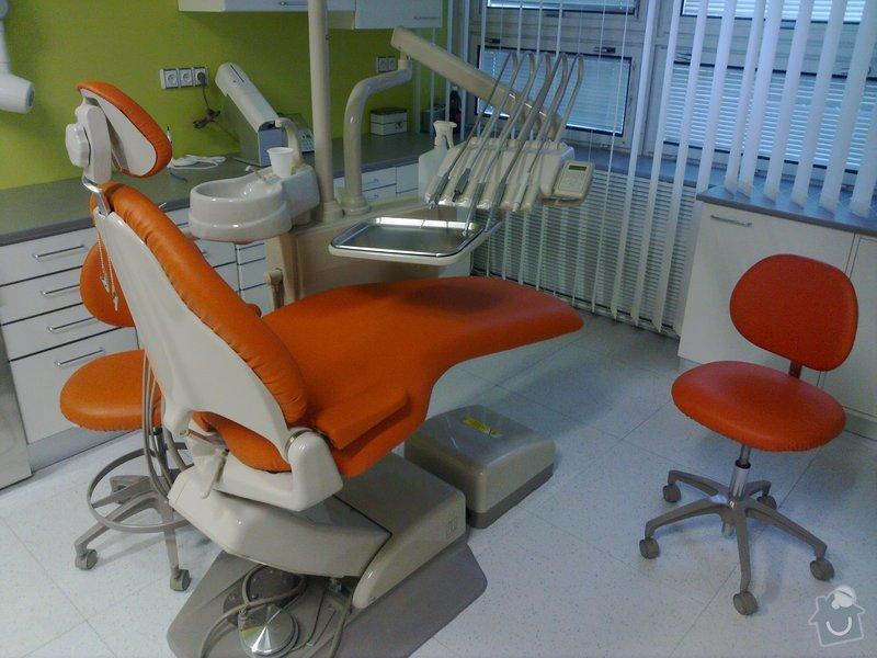 Rekonstrukce zubní ordinace: 200220112433