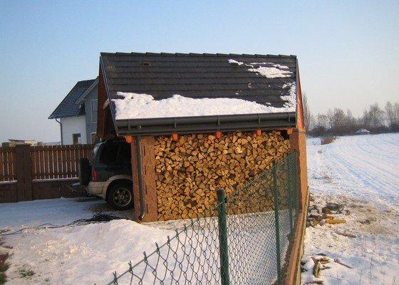 Tesařské práce, střecha