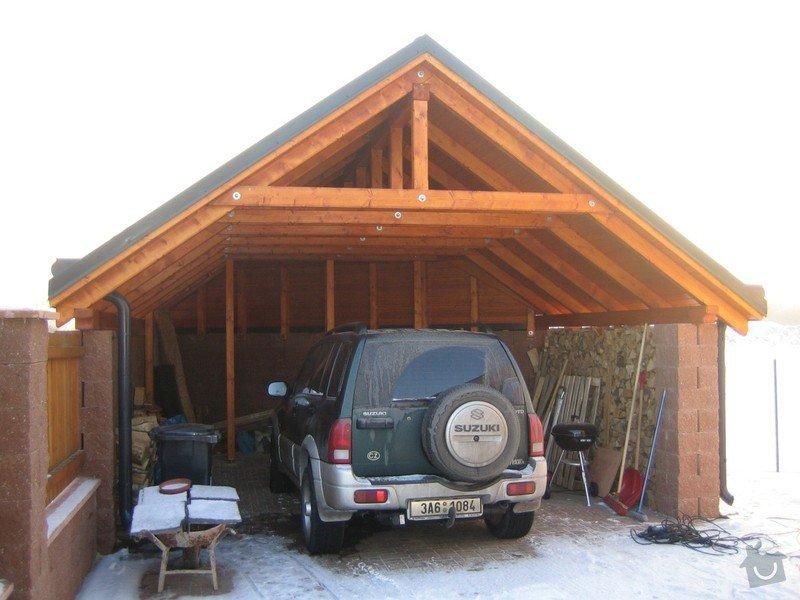 Tesařské práce, střecha: IMG_8195