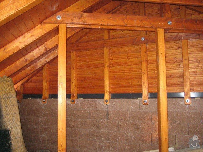 Tesařské práce, střecha: IMG_8198
