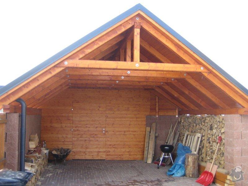 Tesařské práce, střecha: IMG_8220