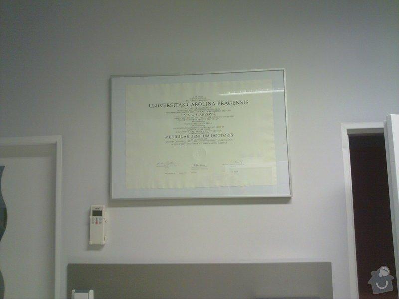 Rekonstrukce zubní ordinace: 200220112437