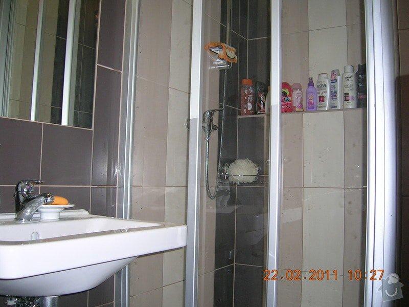 Rekonstrukce koupelny + WC: DSCN3911