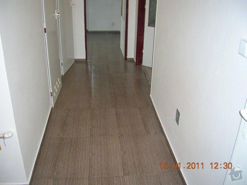 Rekonstrukce koupelny, WC a kuchyně: DSCN3892