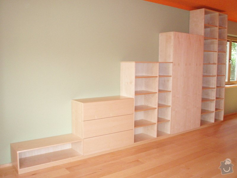Výroba nábytku na zakázku: Javor_006
