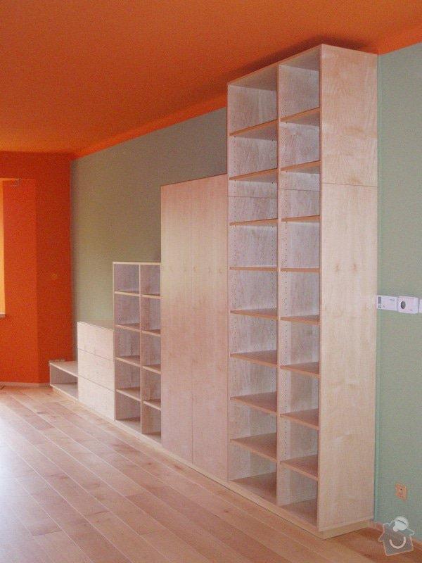 Výroba nábytku na zakázku: Javor_001