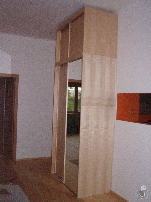 Výroba nábytku na zakázku: Javor_019