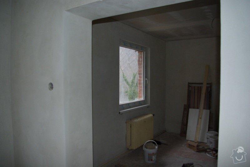 Elektroinstalace, montáž oken: 10