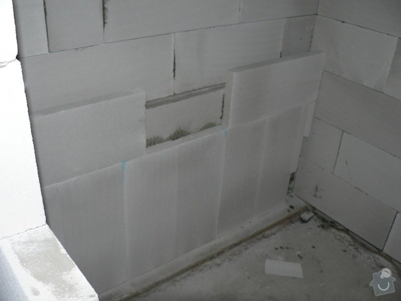 Kompletní rekonstrukce bytového jádra: P1240523