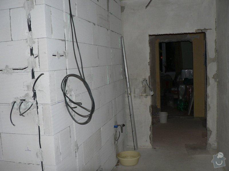 Kompletní rekonstrukce bytového jádra: P1240550