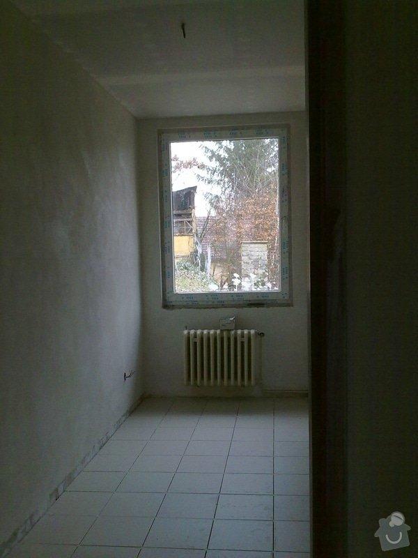 Elektroinstalace, montáž oken: 11