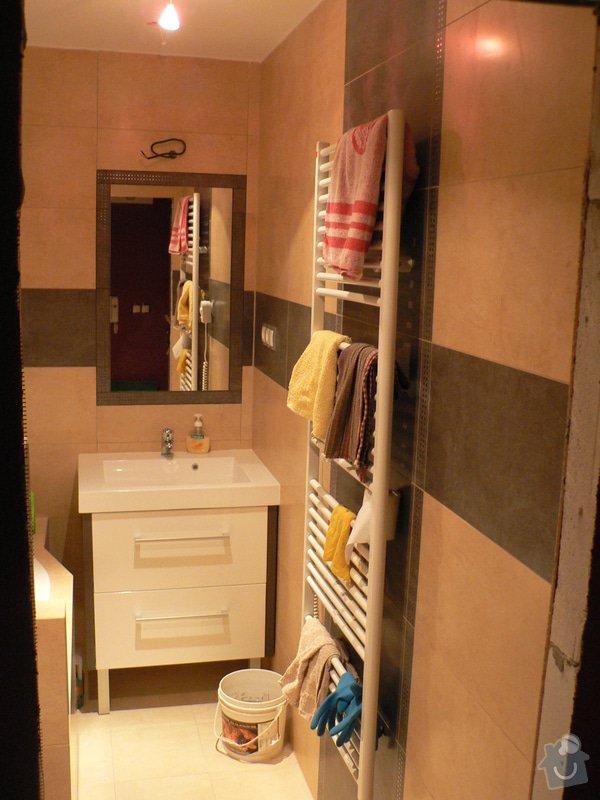 Kompletní rekonstrukce bytového jádra: P1240663