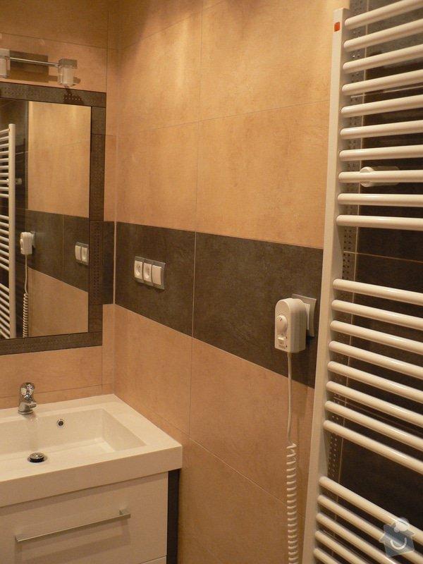 Kompletní rekonstrukce bytového jádra: P1240689