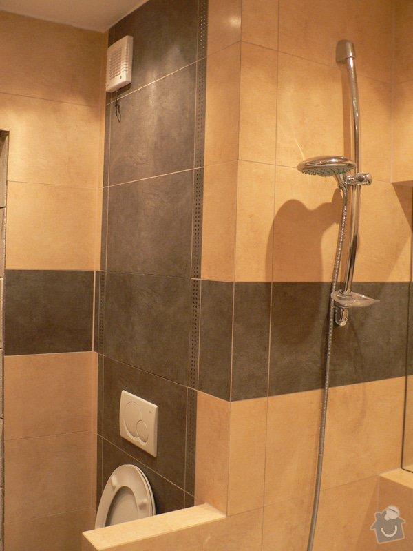 Kompletní rekonstrukce bytového jádra: P1240682