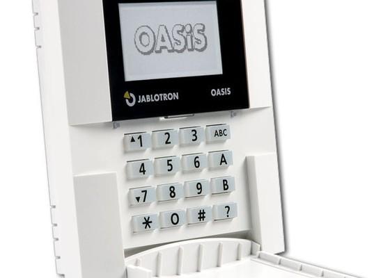 Montáž alarmu Jablotron do RD