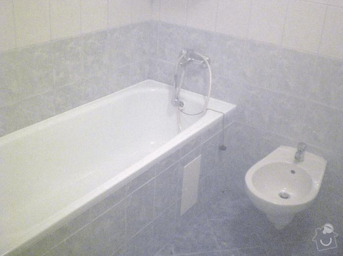 Koupelna komplet od základu: 04