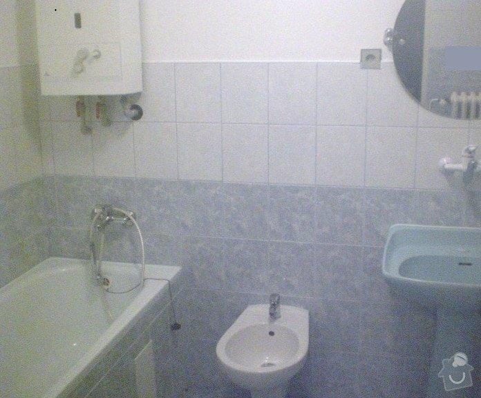 Koupelna komplet od základu: 03