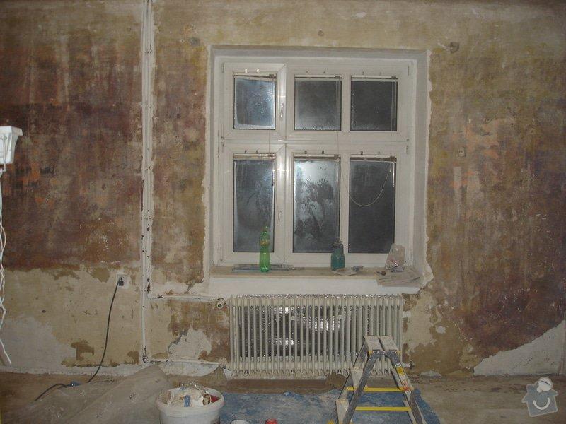 Rekonstrukce bytové jednotky: DSC08836