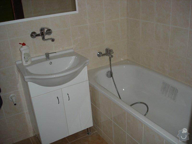 Rekonstrukce bytové jednotky: DSC09023