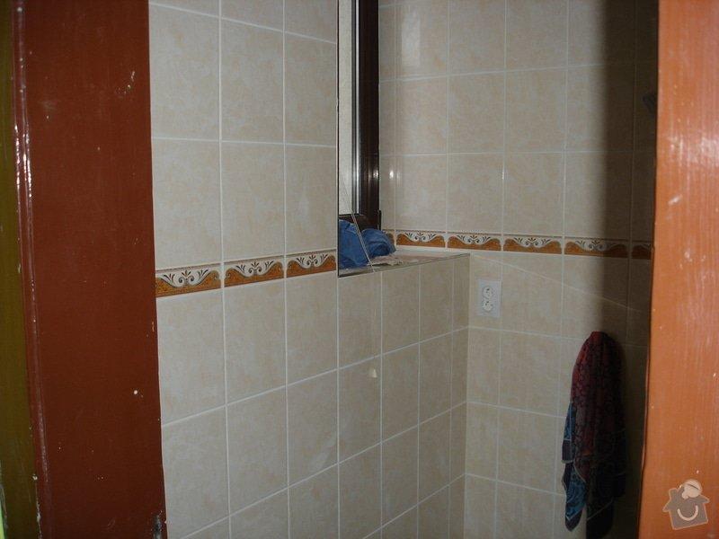 Rekonstrukce bytové jednotky: DSC09024
