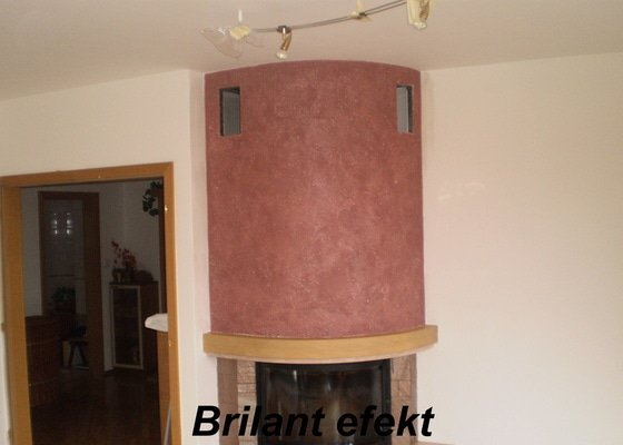 Krb, Brylant efekt