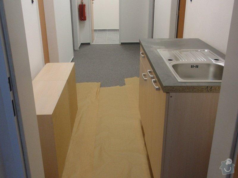 Výroba + montáž 14 ks kuchyňských linek, vč. dodání spotřebičů: EVIONS_KUCHYNE_002