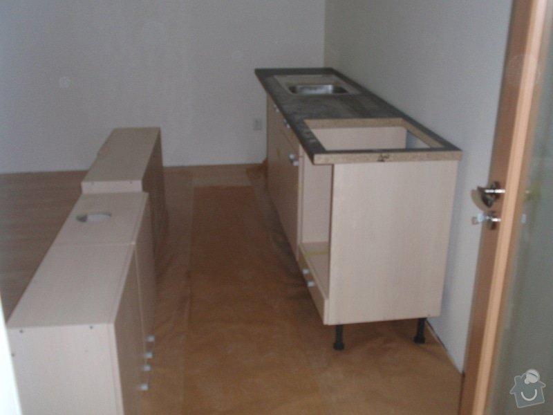 Výroba + montáž 14 ks kuchyňských linek, vč. dodání spotřebičů: EVIONS_KUCHYNE_003