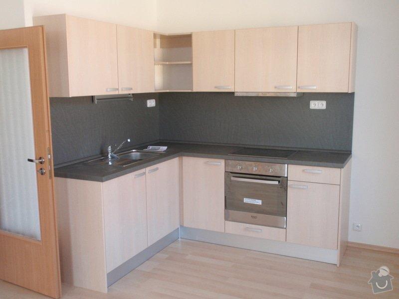 Výroba + montáž 14 ks kuchyňských linek, vč. dodání spotřebičů: EVIONS_KUCHYNE_008