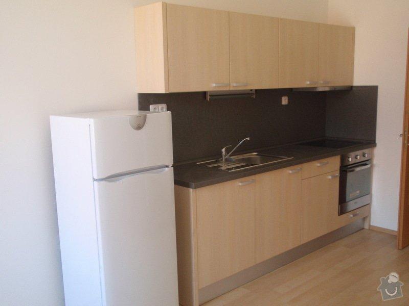 Výroba + montáž 14 ks kuchyňských linek, vč. dodání spotřebičů: EVIONS_KUCHYNE_009
