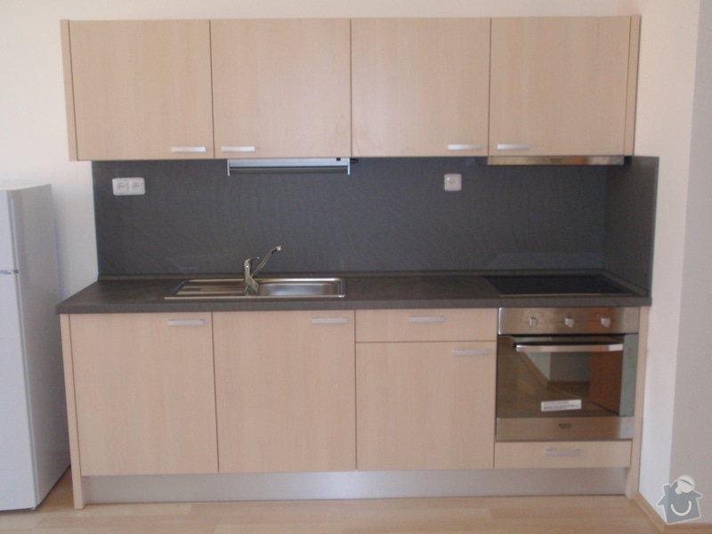 Výroba + montáž 14 ks kuchyňských linek, vč. dodání spotřebičů: EVIONS_KUCHYNE_010