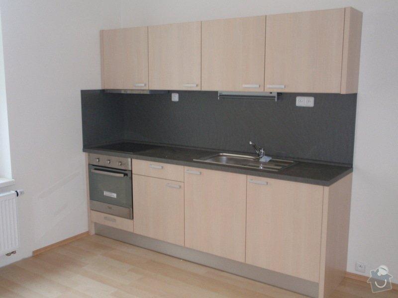 Výroba + montáž 14 ks kuchyňských linek, vč. dodání spotřebičů: EVIONS_KUCHYNE_011