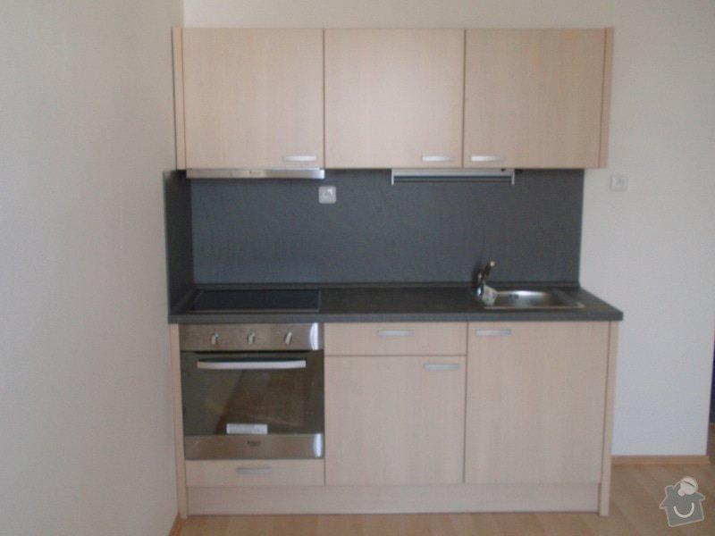 Výroba + montáž 14 ks kuchyňských linek, vč. dodání spotřebičů: EVIONS_KUCHYNE_012