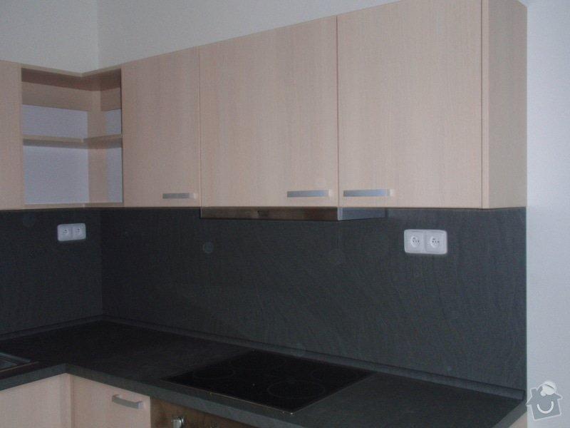 Výroba + montáž 14 ks kuchyňských linek, vč. dodání spotřebičů: EVIONS_KUCHYNE_017