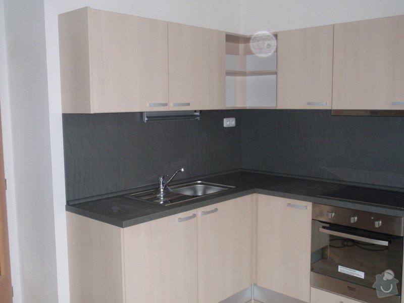 Výroba + montáž 14 ks kuchyňských linek, vč. dodání spotřebičů: EVIONS_KUCHYNE_018