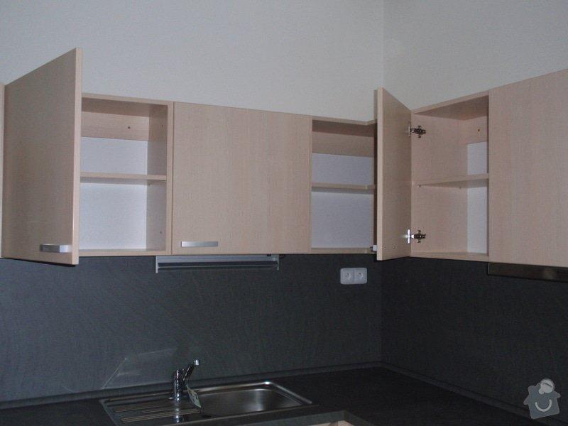 Výroba + montáž 14 ks kuchyňských linek, vč. dodání spotřebičů: EVIONS_KUCHYNE_020