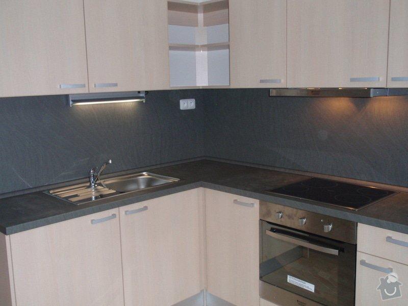 Výroba + montáž 14 ks kuchyňských linek, vč. dodání spotřebičů: EVIONS_KUCHYNE_022