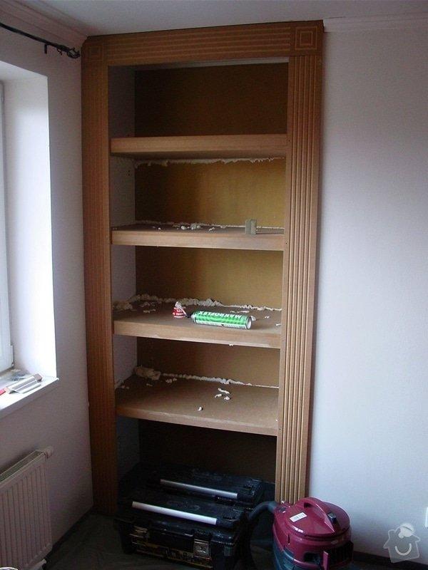 Vytvoření úložného prostoru: 2