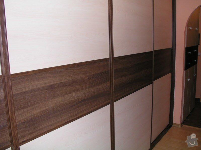 Zaměření výroba montáž vestavěných skříní: P1010013