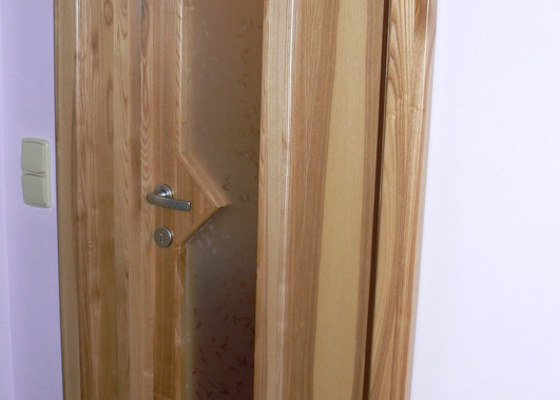 Výroba interiérových dveří