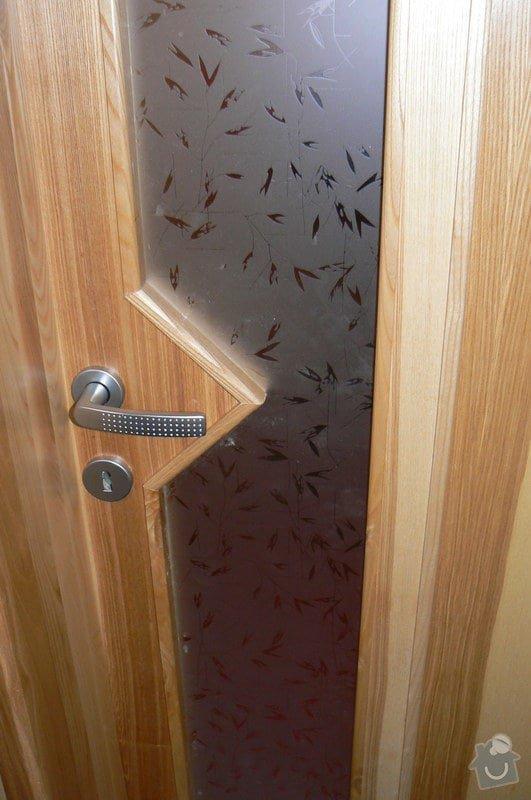 Výroba interiérových dveří: P1040832-1