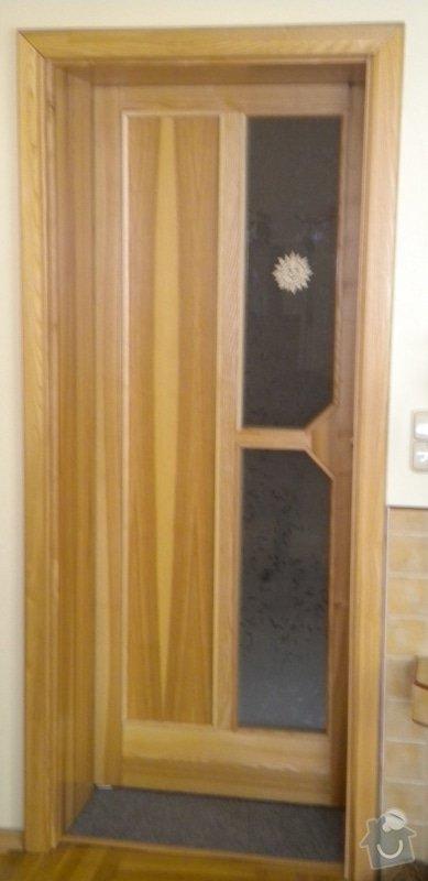 Výroba interiérových dveří: 22