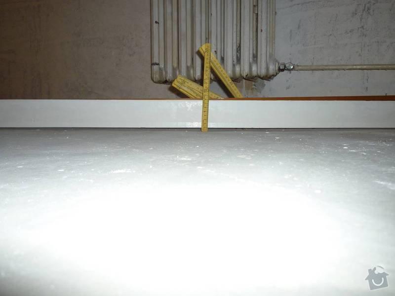 Srovnání podlahy: P1030113
